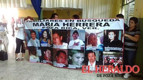 Anuncian brigada de búsqueda de desaparecidos