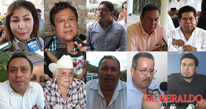 Ya son 7 aspirantes y una sola Alcaldía
