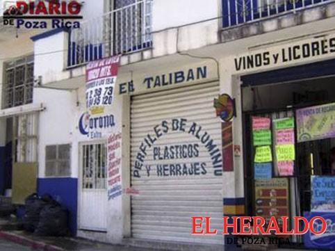Inundan cantinuchas el centro histórico