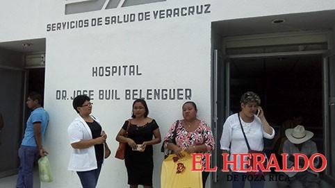 Discriminación en el Hospital Regional