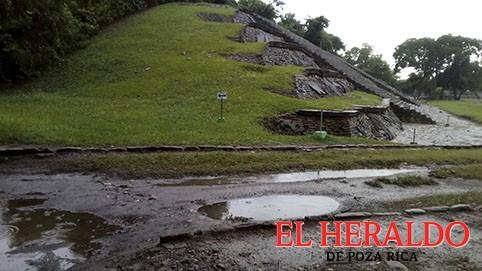 Sin daños zona arqueológica