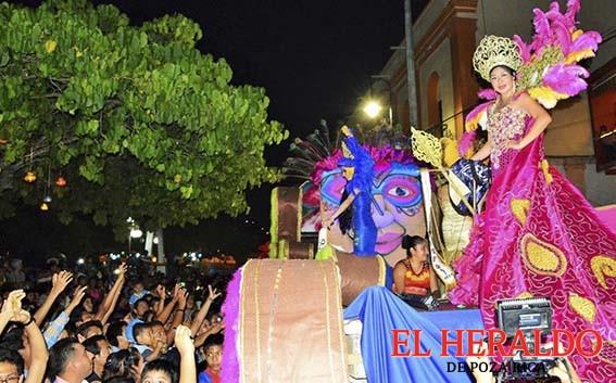 Se acerca el carnaval de Papantla
