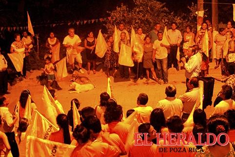 Daré una lucha frontal contra la corrupción: Del Río Virgen