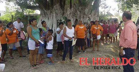 Recuperare la paz en Papantla: Del Río Virgen