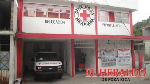 Cruz Roja recluta a voluntarios
