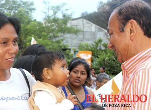 Gobierno de Del Río Virgen garantiza un mejor futuro