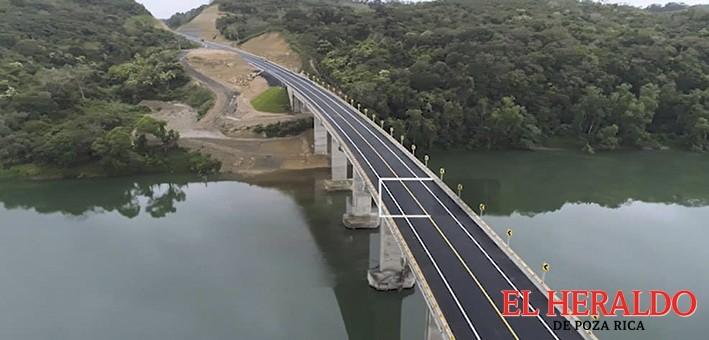 En tres meses se terminará carretera Cardel- Poza Rica y Tuxpan-Ozuluama: GRE
