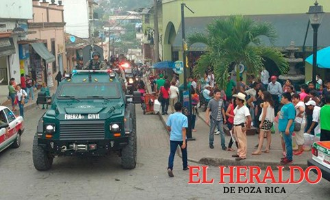 Canaco pide al Gobierno Estatal reforzar seguridad