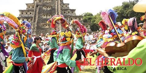 CDI trabaja en el rescate y preservación de las danzas
