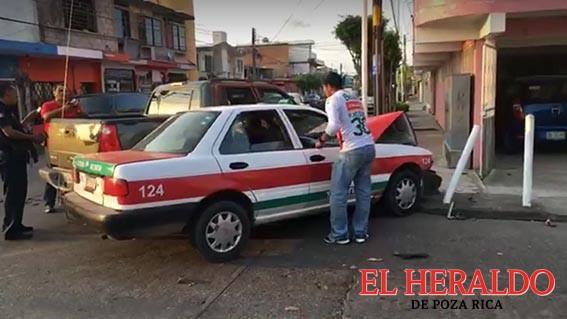 Encontronazo en la Querétaro
