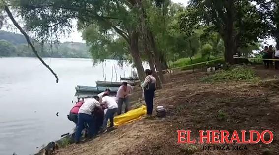 Tiran ejecutado a orillas del río Tecolutla
