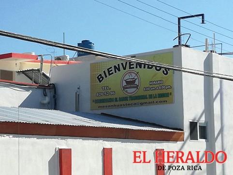 Se atraganta en el Rincón Huasteco