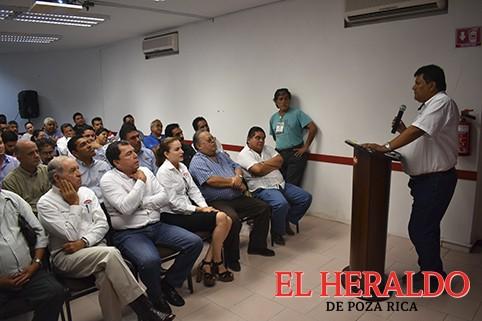 Vamos a construir juntos el cambio en Poza Rica