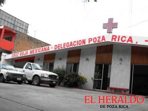 Cruz Roja sin dinero