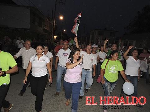 Diana Álvarez, el cambio que necesita Poza Rica