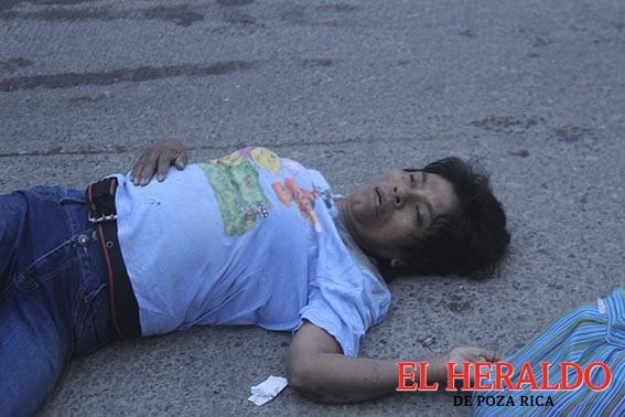 La matan en la Óscar Torres