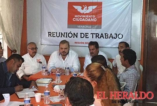 Va MC contra la corrupción: Rullán