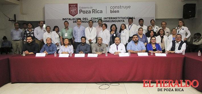 """En Poza Rica se construye y se construye bien"""": FJVV"""