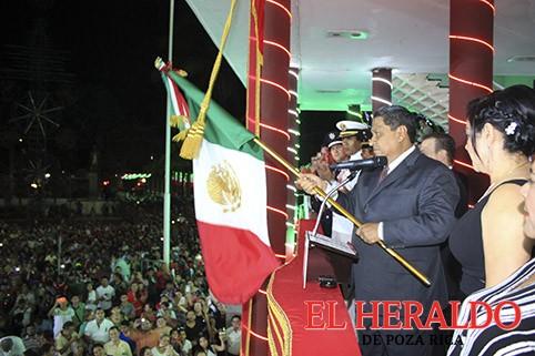 Celebran 207 Aniversario del inicio de la Independencia