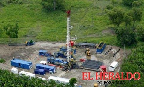 Yacimiento de Chicontepec explotados al 10%: Fong