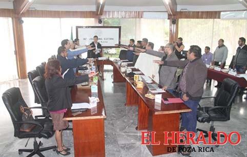 Bajo sospecha instalación Consejo Distrital Electoral