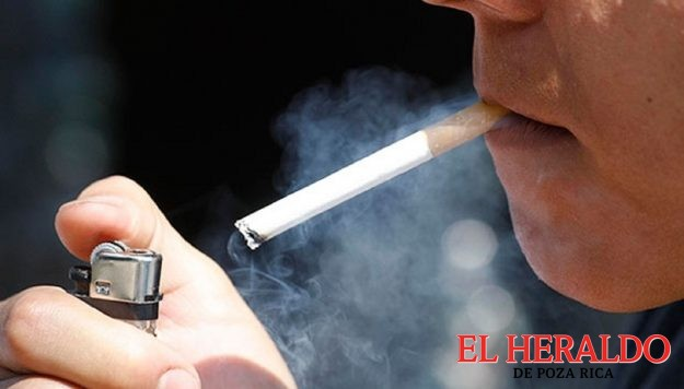 Tabaquismo un grave problema
