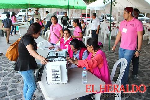INE busca participación de ciudadanos en elecciones