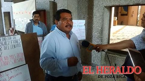Custodios del INAH cierran la zona arqueológica El Tajín
