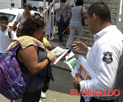 Busca Tránsito educar a ciudadanos