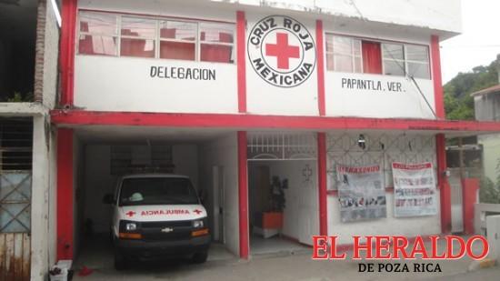 """Sin """"voluntarios"""" la Cruz Roja"""