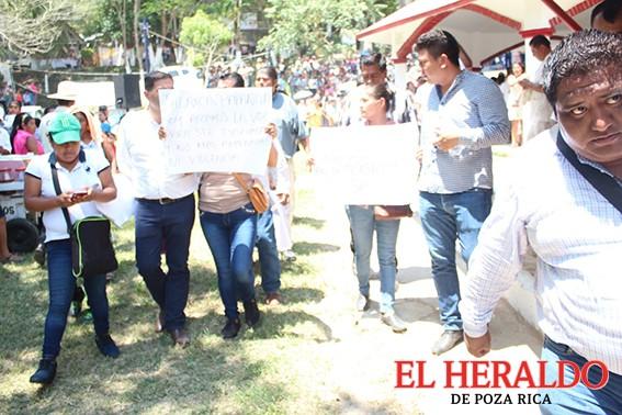 Van contra el exsíndico del ayuntamiento de Papantla