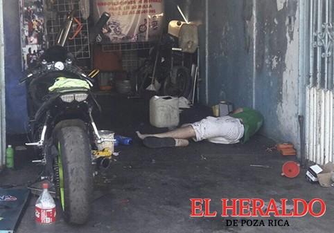 Motociclistas ejecutados en la 27