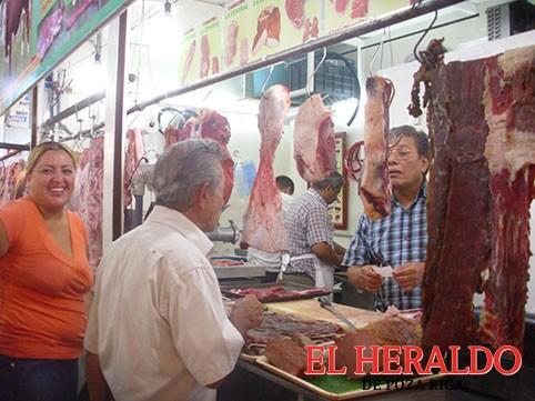 Preven alza en carne y tortilla