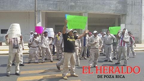 Regulariza Pemex pago de salarios a trabajadores