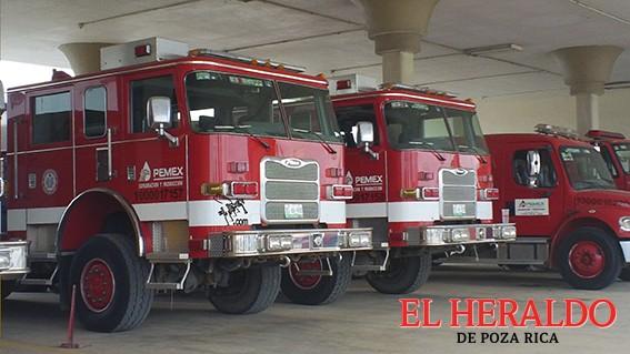Que bomberos de Pemex seguirán apoyando: VV