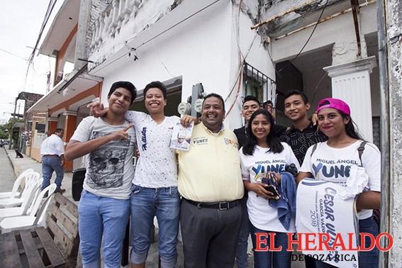 El voto útil es por César Ulises García Vázquez