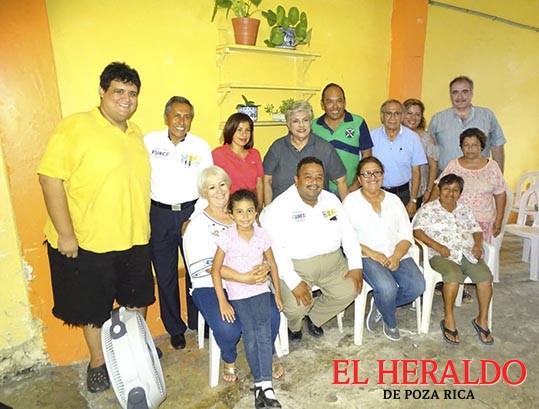 Aprobaremos lo que beneficie a la población: César Ulises García