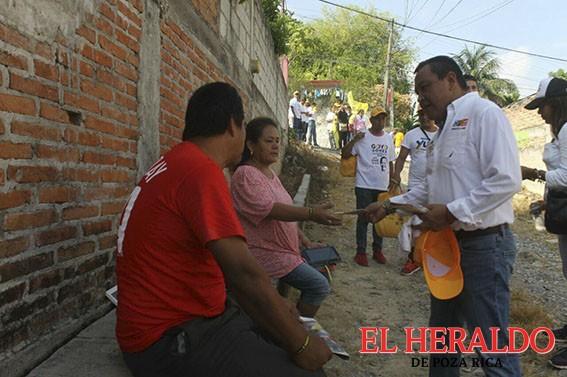 Para transformar el distrito se requiere tener experiencia: Goyo Gómez