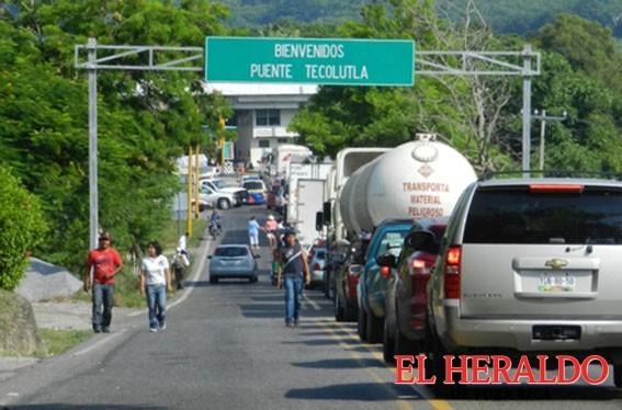 Proponen quitar caseta de cobro del Puente Tecolutla