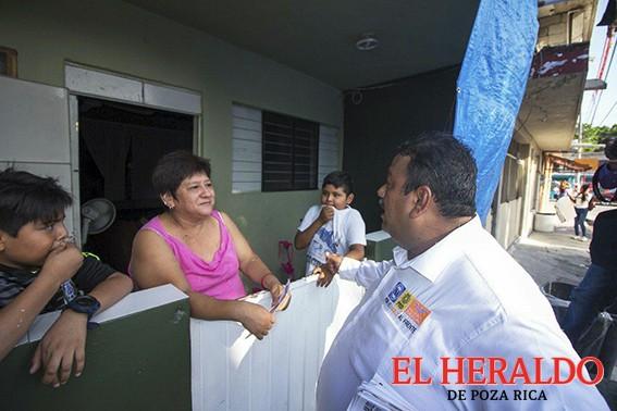 Organizados lograremos rescatar a Poza Rica