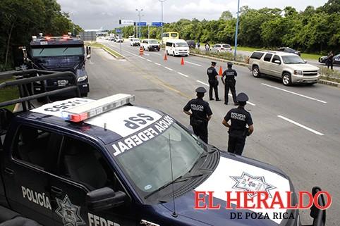 Prepara Policía Federal operativo decembrino