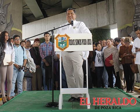 Poza Rica, ciudad de empuje y retos: SLQC