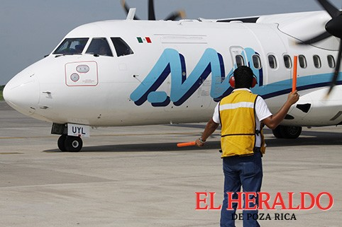 Se regularizan vuelos por promoción turística