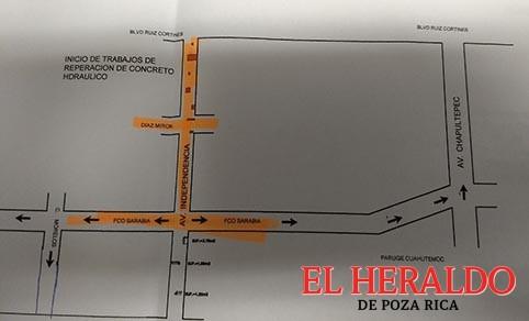 Cerrarán avenida Independencia