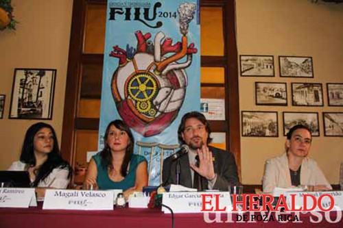 Inicia la FILU 2014; Brasil, el invitado de honor