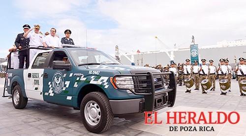 La seguridad, el mayor legado de mi gobierno: Javier Duarte