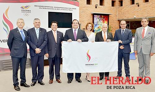 Se reúne gobernador Javier Duarte con Viceministro de Colombia