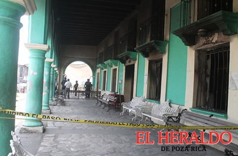 Ayuntamiento de Coxquhui devuelta a las autoridades