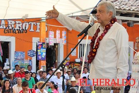 Yunes pactó con Peña libertad de Duarte: AMLO