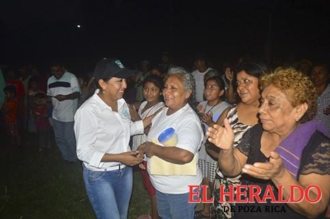 Seré una alcaldesa que trabaje para todos: Areli González